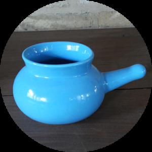 JALA AZZURRA<br>Neti Lota in Ceramica
