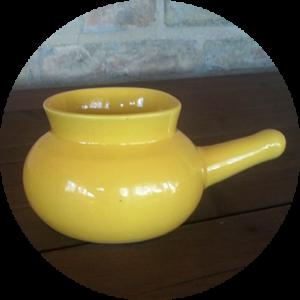 JALA GIALLA • Neti Lota in Ceramica