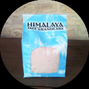 "Sale rosa ""HIMALAYA""<br>Sale Fino"